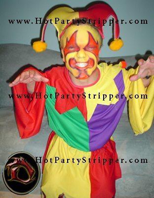 jester midget strippers