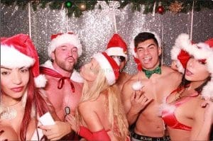 christmas sexy strippers